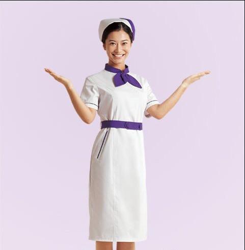 夏季护士服