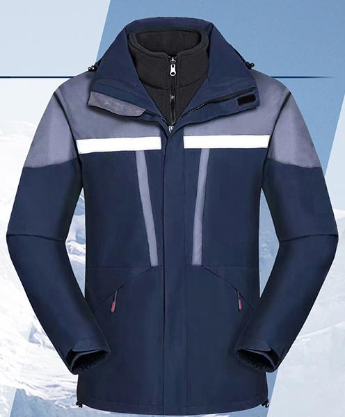 2-H4反光条冲锋衣